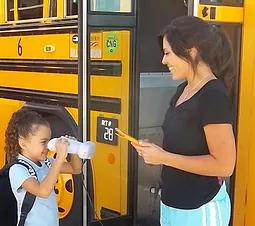 Antelope Valley School Transportation Agency, Lancaster, Ca.